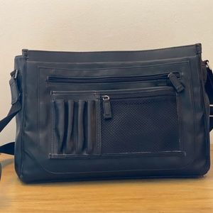 BUXTON Business PORTFOLIO Black BAG""